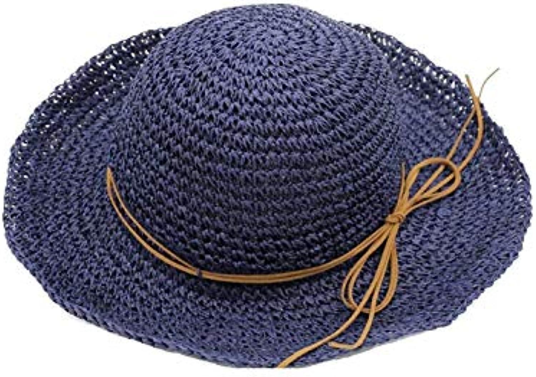 Oudan Viaggio Cappellino da Viaggio Oudan all aperto Cappello da Sole da  Donna Pieghevole Cappello 6a5ae6e35cd8