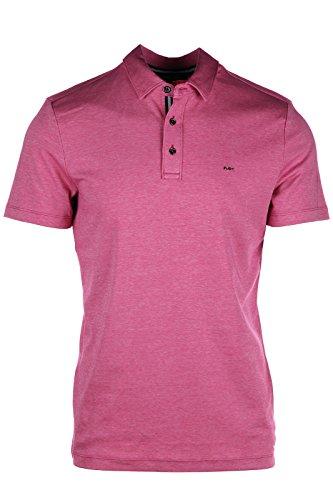 Michael Kors polo t-shirt maglia maniche corte uomo rosso EU S (UK 36) CS65FGV1ZT 671