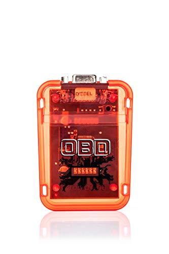Chip Tuning OBD 2 für T.O.Y.O.T.A YARIS 1.3 4WD 86 HP 63 kW (1999-2003)