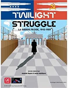 Twilight Struggle - Version Française - Deluxe Edition