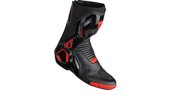 Dainese Course D1 Out Air Motorradstiefel 44 Schwarz Rot Auto