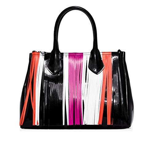 092b7feab GUM Gianni Chiarini Design | Bolso de mano grande de 40 piezas negro |  GUM_BS3601_10305