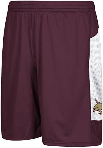Adidas NCAA Texas State Bobcats Bobcats Bobcats Adult Men NCAA Sideline Shorts, XX-Large, Maroon | bello  | Molte varietà  06046d