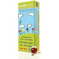 Naturhelix Kinder-Ohrkerzen mit Propolis-Tinktur - 10er-Packung preisvergleich bei billige-tabletten.eu