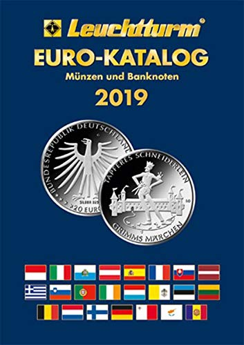 Leuchtturm 359319 Euro-Münzen-und Banknotenkatalog 2019