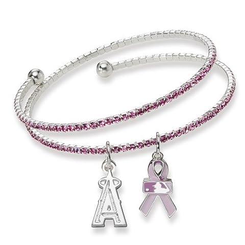 MLB Los Angeles Angels 2013 Breast Cancer Awareness Support Bracelet