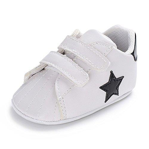 c199338407083 Chaussures Bébé Binggong Nouveau-né bébé Enfant en Bas âge garçons Filles  étoile Anti-
