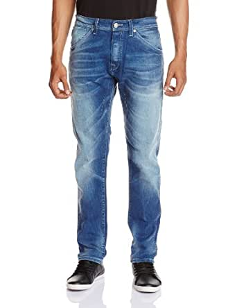 Jack & Jones Men's Erik Anti Fit Jeans (Medium Blue) (5711889207071)