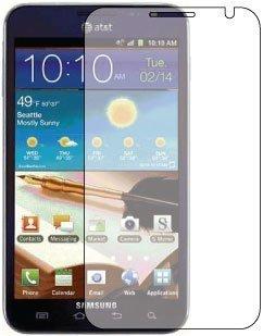 Displayschutzfolie für Samsung Galaxy Note LTE GT-N7000, transparent, 3 Stück