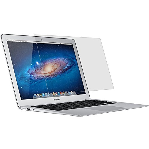 iProtect Crystal Clear Schutzfolie für Apple MacBook Air 13