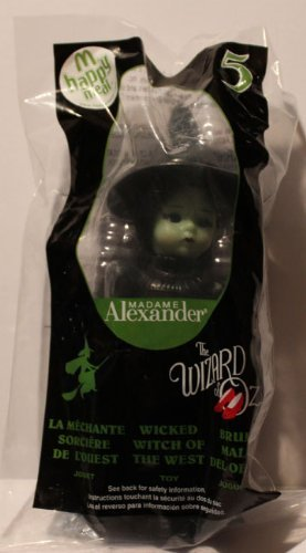 McDonalds Happy Meal Toy Madame Alexander The Wizard of Oz...