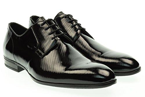 EVEET uomo scarpe eleganti 12116 STRATOS 43 Nero