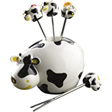 Boska 853704holandés vaca Set de palas blanco