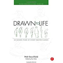 Drawn to Life: 20 Golden Years of Disney Master Classes: Volume 1: The Walt Stanchfield Lectures (Edition unknown) by Stanchfield, Walt [Paperback(2009??]