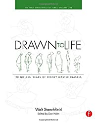 Drawn to Life: 20 Golden Years of Disney Master Classes: Volume 1: The Walt Stanchfield Lectures by Walt Stanchfield (2009-03-23)