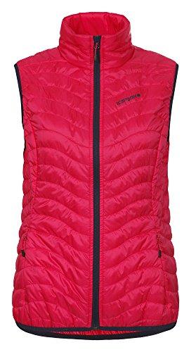 Icepeak Damen Vest Galena, Hot Pink, 36, 555980640I