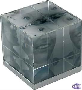 Balvi - Cadre cube 6x6 transparent mŽtal