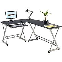 Echtem Piranha Dorado Ecke Computer Schreibtisch Tastatur Regal PC9g
