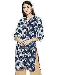 Amazon Brand- Myx Women's Straight Kurta