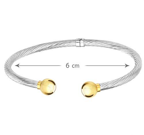 Carissima Gold - Bracelet - Femme Deux Colour Gold