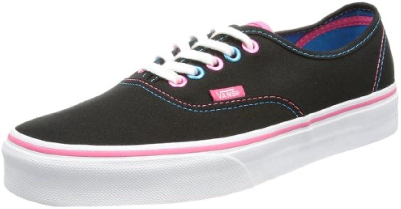 Vans Vans Vans U AUTHENTIC (POP EYELETS) BL, scarpe da ginnastica unisex adulto   Imballaggio elegante e stabile    Maschio/Ragazze Scarpa  0f7da5