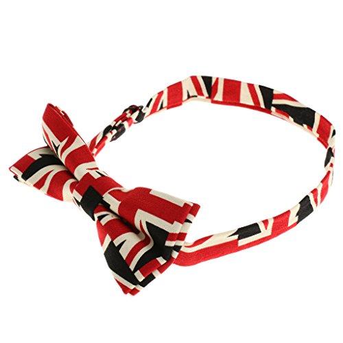 Noeud Papillon de Tuxedo Marié Mariage Style Britannique Cravate Fantaisie Cadeau Pour Homme