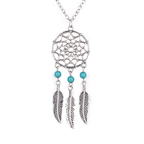 idealhere-hot-fashion-womens-dream-catcher-feathers-pendant-chain-necklace-1