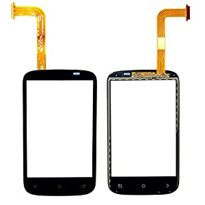 For HTC Desire C NFC Golf A320e Touch Screen Digitizer Panel Glass Lens Replacement Repair Part