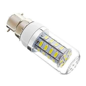 Ampoule Maïs Gradable Blanc Froid B22 4.5 W 36 SMD 5730 350 LM 6000-7000 K AC 100-240 V