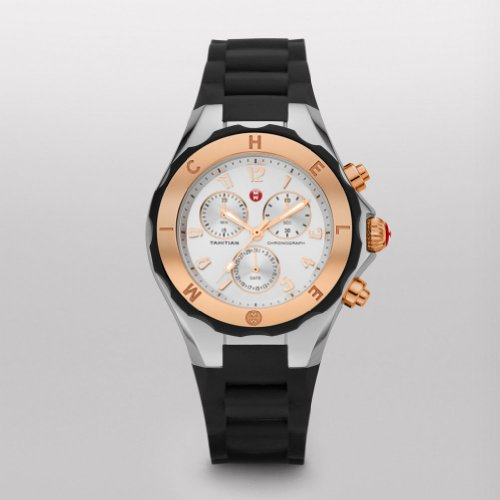 Michele Tahitian Jelly Bean, Two Tone Rose