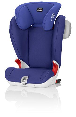 Preisvergleich Produktbild Britax Römer Autositz KIDFIX SL SICT, Gruppe 2/3 (15 - 36 kg), Kollektion 2017, Ocean Blue