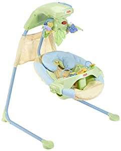 fisher price papasan baby cradle swing baby. Black Bedroom Furniture Sets. Home Design Ideas