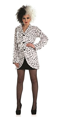 Fun Shack Damen Costume Kostüm, Dalmation Jacket, ()