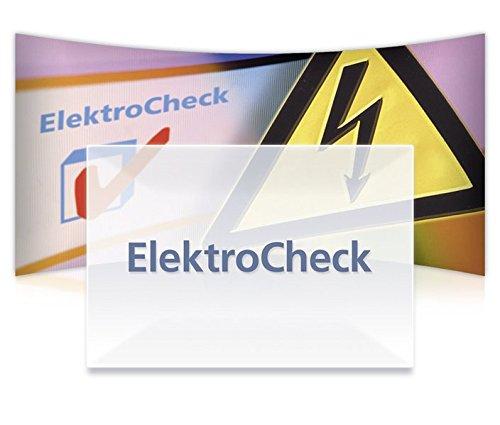 ElektroCheck Online: Prüfprotokolle und Prüffristen mit der Software ElektroCheck - Recht Software
