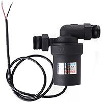 XCSOURCE® Bomba Circulación Agua Caliente CC 12V Energizada Batería Solar Color Negro TE091