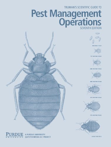 Truman's Scientific Guide to Pest Management Operations 7th Edition (Truman's Scientific Guide to Pe 7th by PH.D Gary W. Bennett (2010) Hardcover