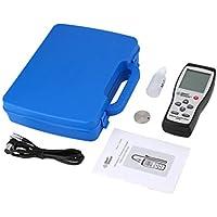 SMART SENSOR AS840 Medidor digital de espesor por ultrasonidos Medidor de velocidad de sonido Probador de