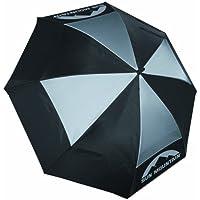 Sun Mountain Golf - Paraguas para golf negro/plata