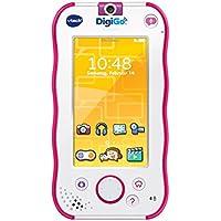 """VTech DigiGo Herramienta multiuso - electrónica para niños (Kids multifunctional gadget, Rosa, Color blanco, Botones, Tocar, 4 año(s), 10 año(s), 10,9 cm (4.3""""))"""