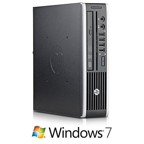 HP Compaq 8300 Elite USDT Business PC (Core i5 Quad-Core 2.9GHz, 8GB RAM, 320GB HDD, DVD Brenner, Windows 7) 320 Gb Hdd-dvd