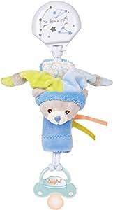 Baby Nat' Attache Tétine Nino le Chat Bleu