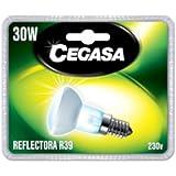 Cegasa r-39 - Lámpara r-39 reflectora 30w 230v e-14 blister