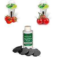 AeroGarden - Kit cápsulas semillas de tomate cherry autóctono, 6 cápsulas