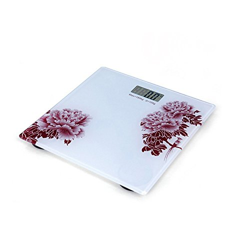 Zhangtianshi Digital Kitchen Cooking Scalehousehold Electronic Printing Body Scale Home Electronics White