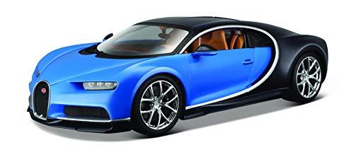 Bburago - Bugatti Chiron (18-11040) , Modelos/colores Surtidos, 1 Unidad