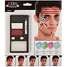 My Other Me - Kit maquillaje adulto indio (Viving Costumes 207088)