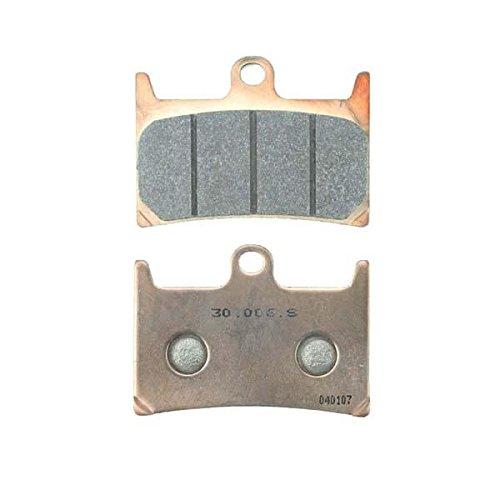 MGEAR Bremsbeläge 30-006-S, Einbauposition:Vorderachse links, Marke:für YAMAHA, Baujahr:2002, CCM:600, Fahrzeugtyp:Street, Modell:YZF 600 R Thundercat
