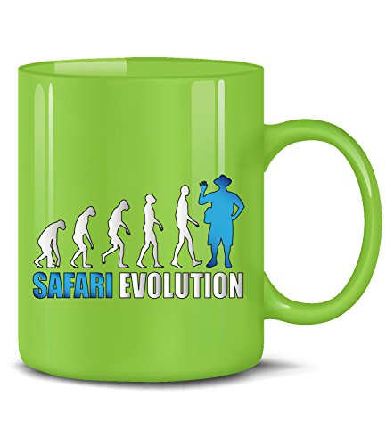 SAFARI EVOLUTION 4672(Grün-Blau)