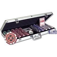 MALLETTE UPC (Ultimate Poker Chips): 500 jetons