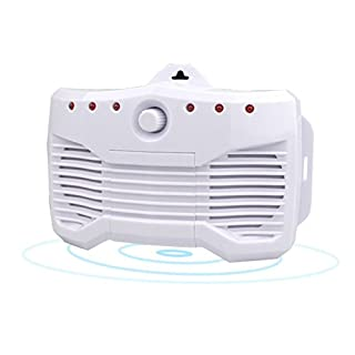 Awhao Pest Repellent Car Rat Repeller Car Wire Protection Smart Ultrasonic Electronic Mouse Repeller